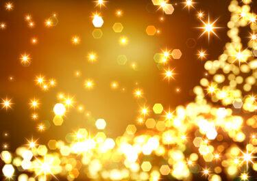 金色の玉が・・・